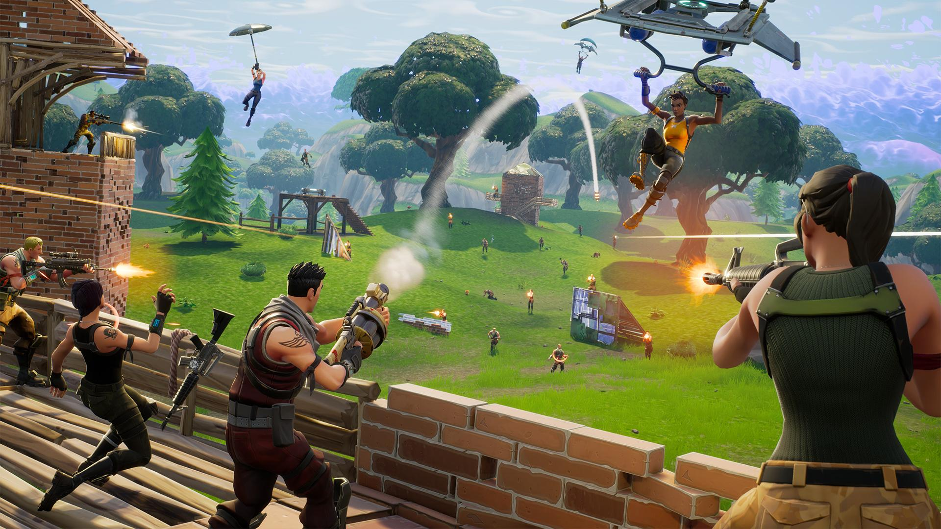 How Battle Royale Games Exploded In Popularity Gaming Street