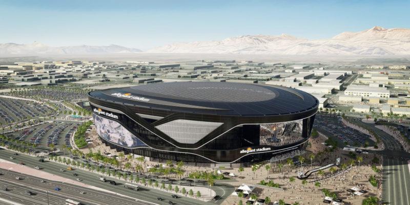 Twitch To Be Founding Partner Of Las Vegas Raiders Allegiant Stadium Gaming Street