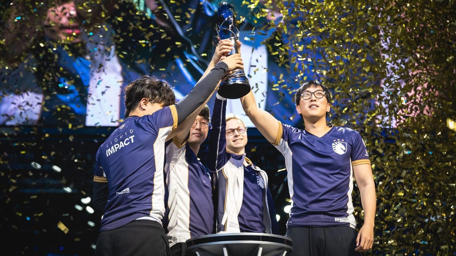Team Liquid's victory at LCS Summer Split 2019