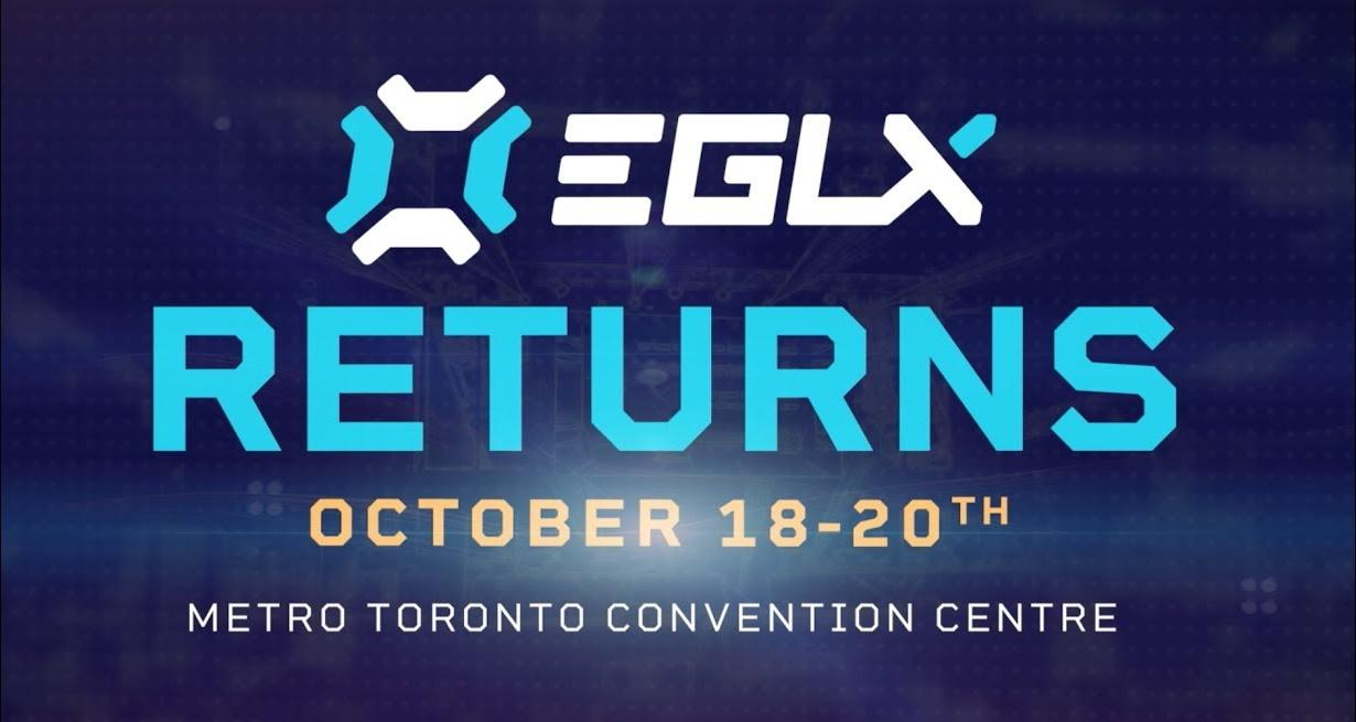 EGLX October 2019 banner