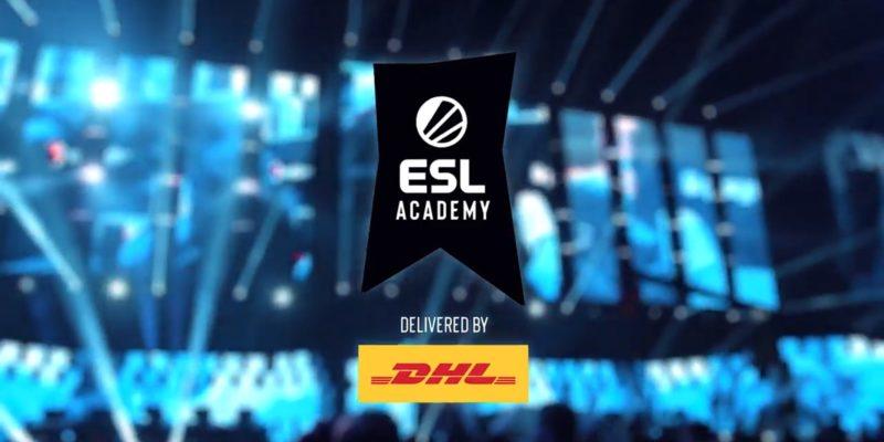 ESL launches Dota 2 ESL Academy program, sponsored by DHL
