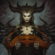 THis image shows a character from Diablo IV, the game that this article discusses.