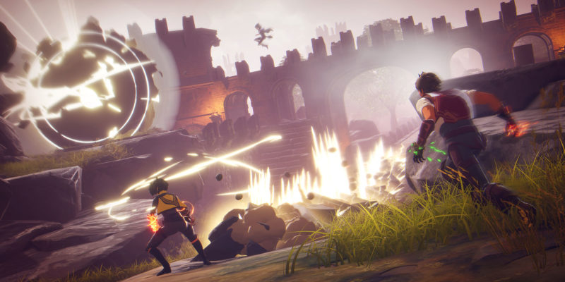 Take-Two leads $20 million Series C into Spellbreak developer Proletariat