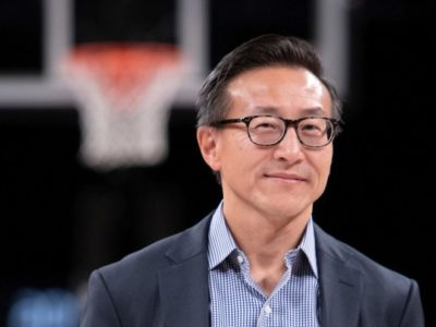Brooklyn Nets Owner Joseph Tsai invests $10 million in G2 Esports