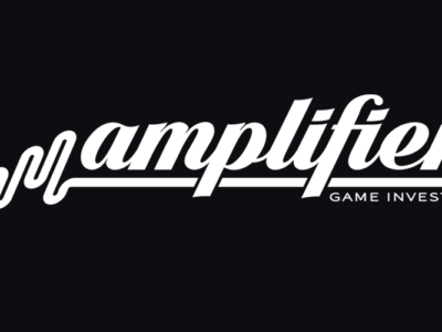 This is the new name and logo for the investment firm mentioned throughout this article., Amplifier Game Invest