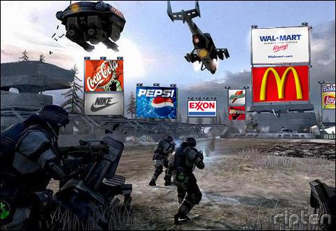 advertising gaming