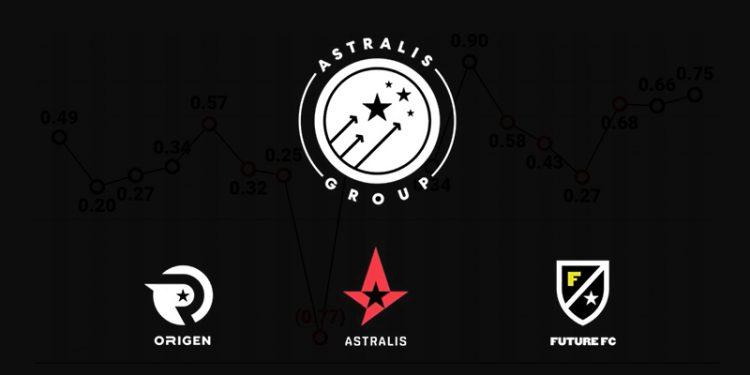 astralis revenue breakdown